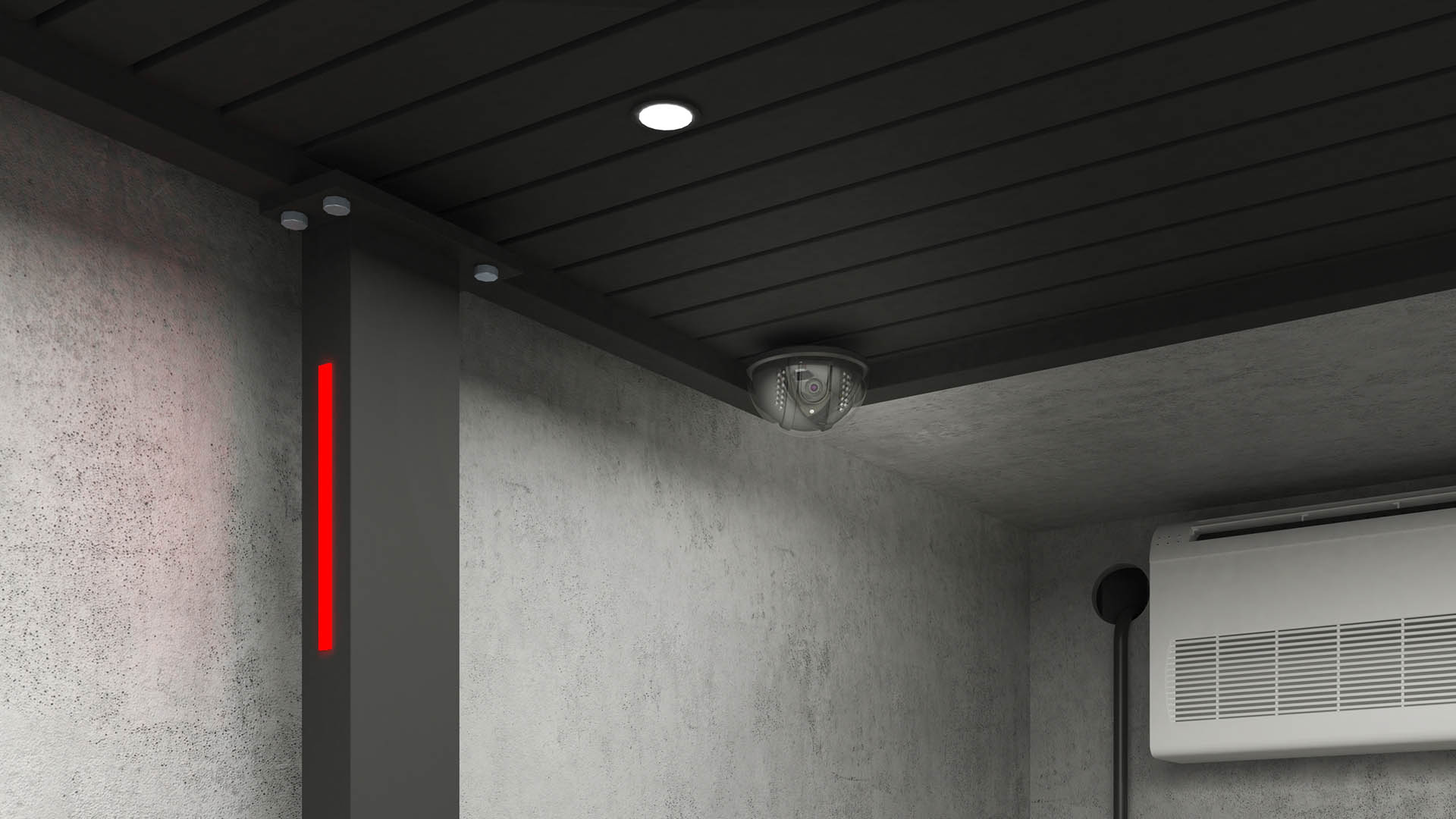 CLT Holland parkeerliften zijn beveiligd door beveiligingscamera's