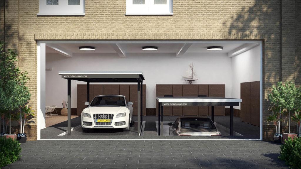 CLT Holland - Fabrikant van hoogwaardige en revolutionaire autoliften, parkeerliften en car lifts voor bedrijven en particulieren