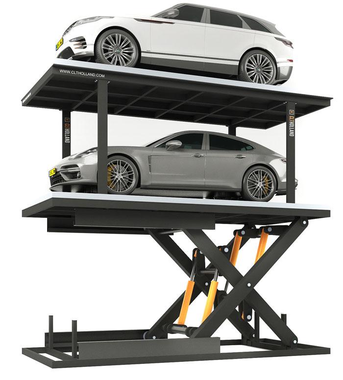 CLT Holland - Autoliften voor particulieren en bedrijven