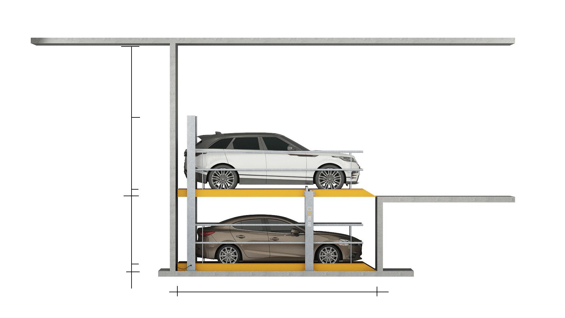 parkeerlift parkeernorm autolift parkeergarage